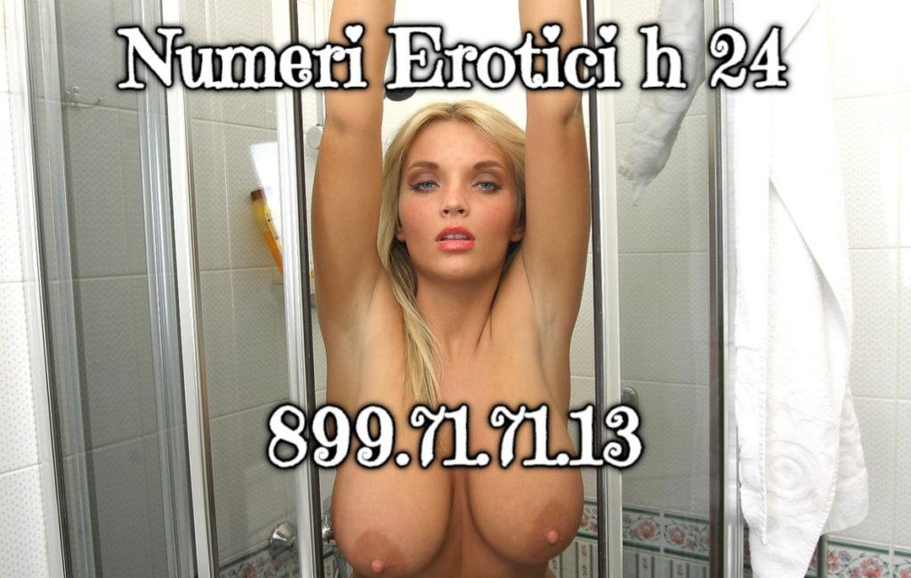 numero erotico ragazze h 24