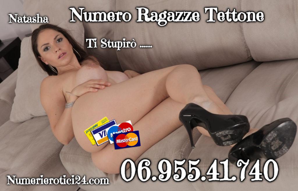 numeri erotici carta di credito