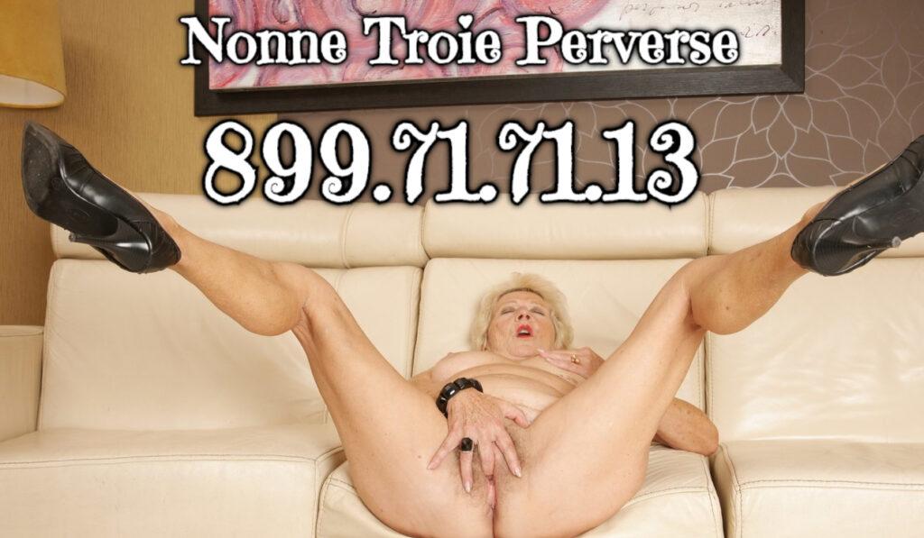 numeri erotici nonne