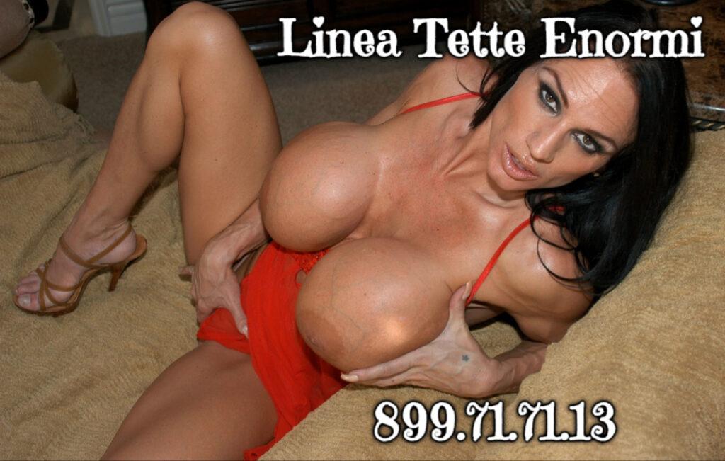 numeri erotici tettone basso costo