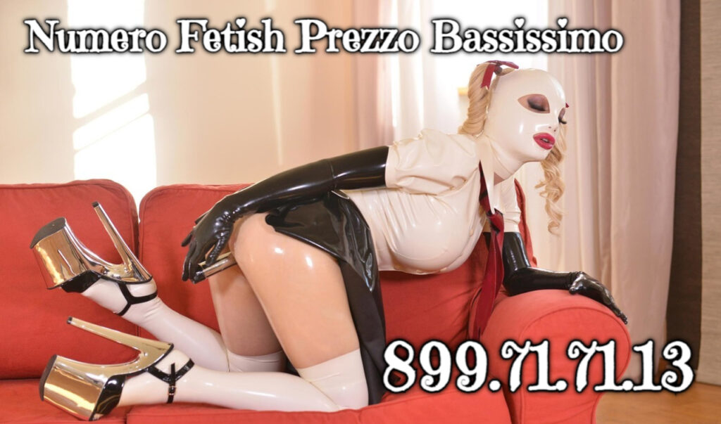 numeri erotici fetish basso costo