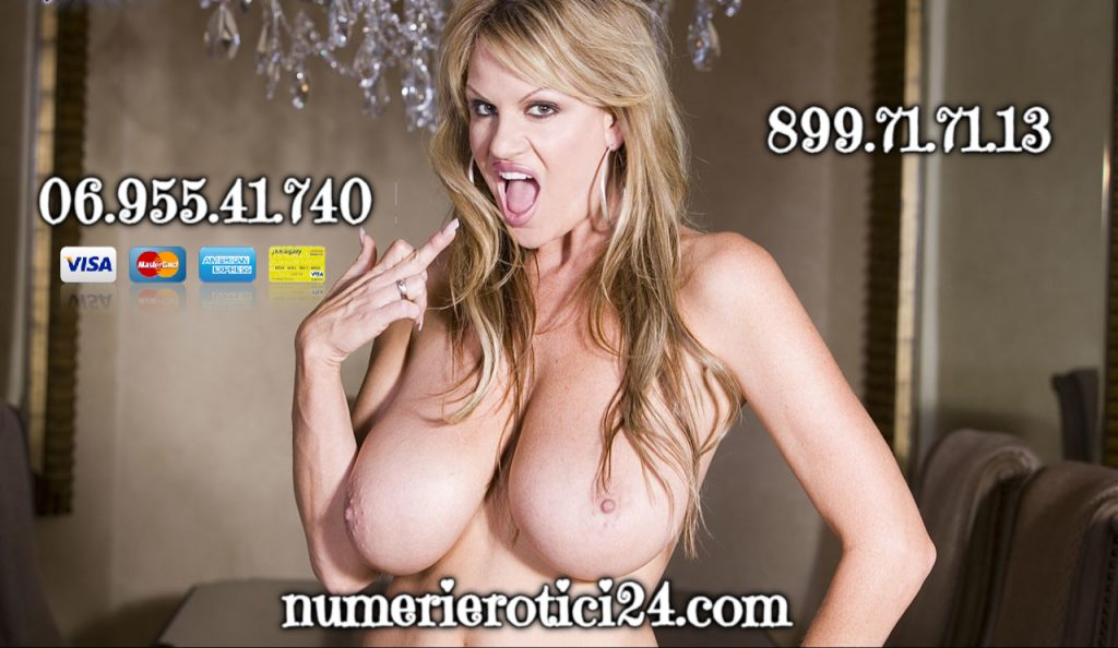 numeri erotici pompini
